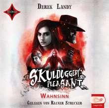 Derek Landy: Skulduggery Pleasant - Wahnsinn, 2 Diverse