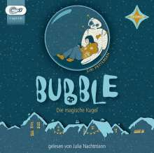 Siri Pettersen: Bubble, MP3-CD