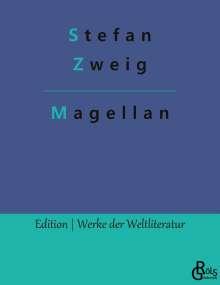 Stefan Zweig: Magellan, Buch
