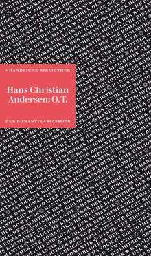 Hans Christian Andersen: O.T., Buch