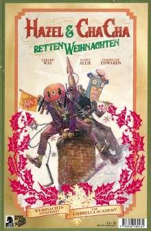 Gerard Way: The Umbrella Academy Weihnachtssonderheft: Hazel & Cha Cha retten Weihnachten, Buch