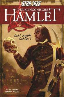 William Shakespeare: Der Klingonische Hamlet, Buch