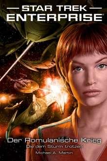 Michael A. Martin: Star Trek - Enterprise 6, Buch