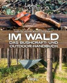 Ingemar Nyman: Im Wald, Buch