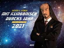 Lieven L. Litaer: Mit Klingonisch durchs Jahr 2021, Kalender
