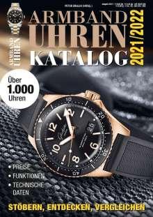 Armbanduhren Katalog 2021/2022, Buch