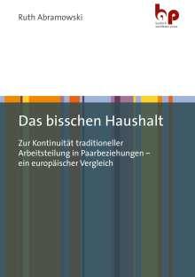 Ruth Abramowski: Das bisschen Haushalt, Buch