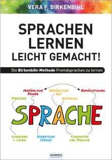 Vera F. Birkenbihl: Sprachenlernen leichtgemacht!, Buch