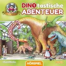 Thomas Blubacher: Madame Freudenreich: Dinotastische Abenteuer Vol. 1, MP3-CD