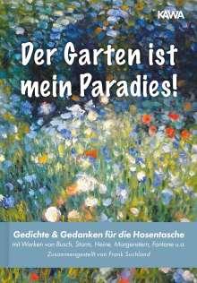 Wilhelm Busch: Der Garten ist mein Paradies, Buch