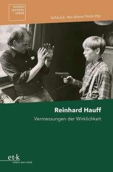 Reinhard Hauff, Buch