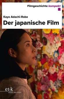 Kayo Adachi-Rabe: Der japanische Film, Buch