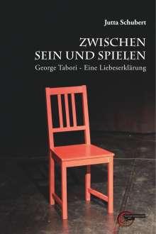 Jutta Schubert: Zwischen Sein und Spielen, Buch