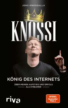 Knossi: Knossi - König des Internets, Buch