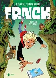 Olivier Bocquet: FRNCK. Band 1, Buch