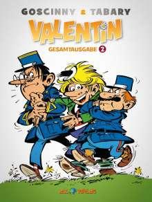 René Goscinny: Valentin Gesamtausgabe 2, Buch