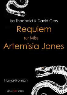 Isa Theobald: Requiem für Miss Artemisia Jones, Buch
