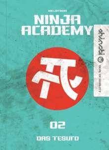 Kai Lüftner: Ninja Academy 2, Buch