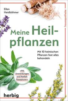 Ellen Heidböhmer: Meine Heilpflanzen, Buch