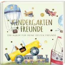Pia Loewe: Kindergartenfreunde - FAHRZEUGE, Buch