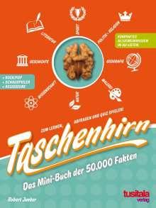 Robert Junker: Taschenhirn, Buch