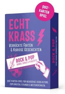 Robert Junker: Echt krass verrückte Faken & kuriose Geschichten - Kategorie ROCK & POP, Diverse