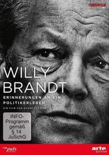 Andre Schäfer: Willy Brandt, DVD