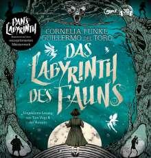 Das Labyrinth des Fauns, MP3-CD