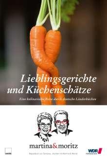 Martina Meuth: Lieblingsgerichte und Küchenschätze, Buch