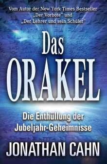 Jonathan Cahn: Das Orakel, Buch