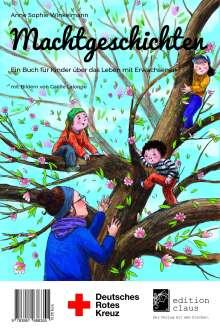 Anne Sophie Winkelmann: Machtgeschichten, Buch
