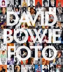 David Bowie Foto, Buch
