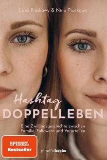 Lara Piaskowy: Hashtag Doppelleben, Buch