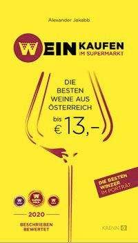 Alexander Jakabb: Weinkaufen im Supermarkt 2020, Buch