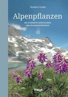 Norbert Griebl: Alpenpflanzen, Buch