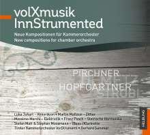 Tiroler Kammerorchester InnStrumenti - volXmusik InnStrumented, CD