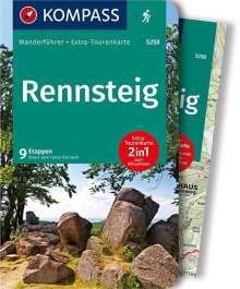 Klaus Harnach: Rennsteig, Buch