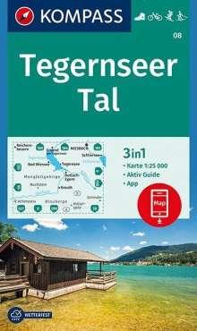 Tegernseer Tal 1 : 25 000, Diverse