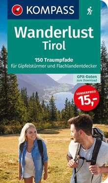 KV WL 1657 Wanderlust Tirol, Buch