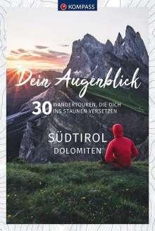 Dein Augenblick Südtirol Dolomiten, Buch
