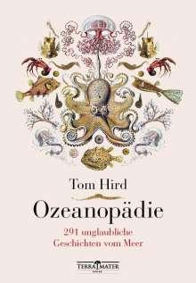 Tom Hird: Ozeanopädie, Buch