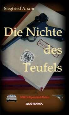 Siegfried Alram: Die Nichte des Teufels, Buch