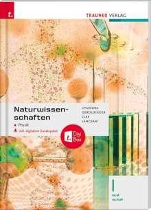 Helmut Franz Geroldinger: Naturwissenschaften I HLM/HLPUP, Buch