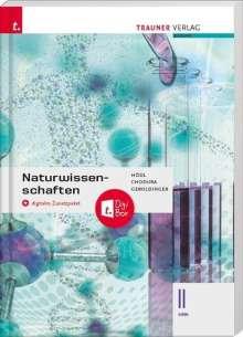 Erika Hödl: Naturwissenschaften II HAK + digitales Zusatzpaket, Buch