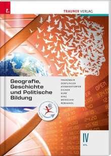 Heinz Franzmair: Geografie, Geschichte und Politische Bildung IV HTL, Buch