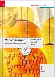 Manfred Dergflinger: Vernetzungen - Geografie und Wirtschaftskunde I BAFEP, Buch