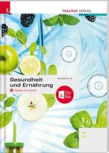 Susanne Binder: Gesundheit und Ernährung, Buch