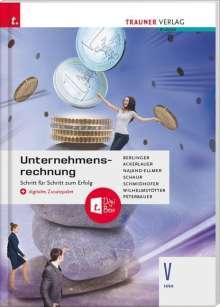 Roland Berlinger: Unternehmensrechnung V HAK + digitales Zusatzpaket, Buch