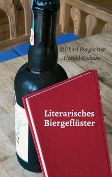 Michael Burgholzer: Literarisches Biergeflüster, Buch