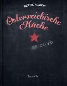 Bernie Rieder: Österreichische Küche, Buch